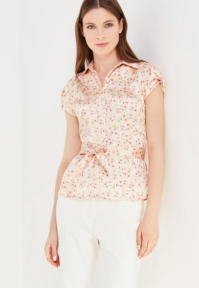 Блуза oodji мультиколор OO001EWIVE07 Китай  - купить со скидкой