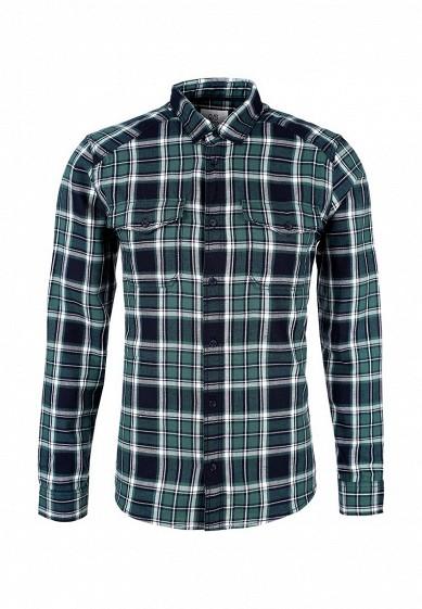 Купить Рубашка Q/S designed by зеленый QS006EMYBX73 Индия