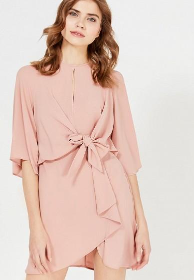 Купить Платье Topshop розовый TO029EWYJA46 Румыния