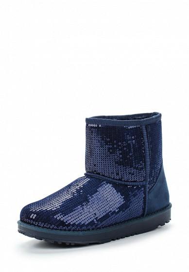 Купить Полусапоги Topland синий TO048AWVCV92 Китай