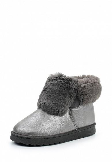 Купить Полусапоги Topland серый TO048AWVCW08 Китай