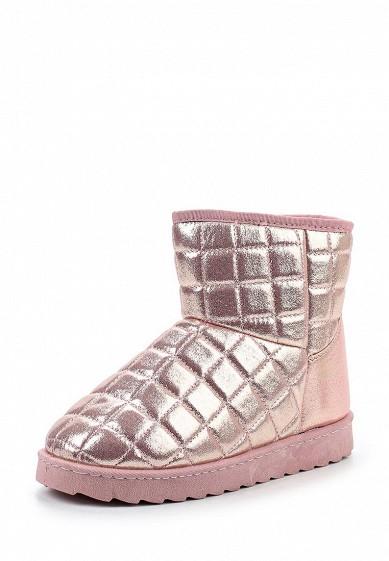 Купить Полусапоги Topland розовый TO048AWVCW10 Китай