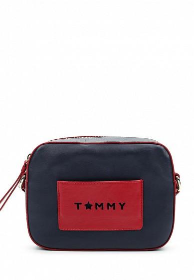 Купить Сумка Tommy Hilfiger синий TO263BWTQL65 Индия