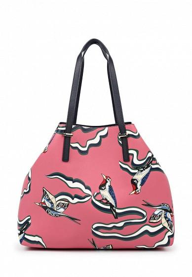 Купить Сумка Tommy Hilfiger розовый TO263BWTQL83 Китай