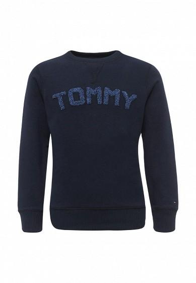 Купить Свитшот Tommy Hilfiger синий TO263EBVPH29 Индия