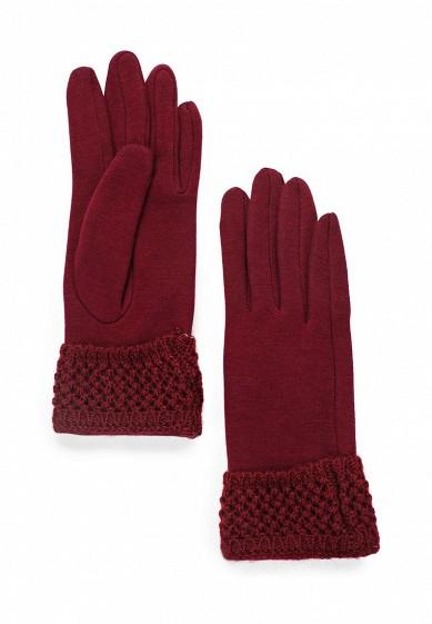 Купить Перчатки Venera бордовый VE003DWUWC19 Италия