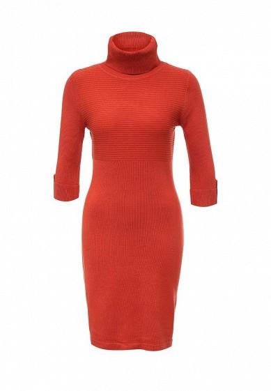 Платье Vis-a-Vis оранжевый VI003EWMDW05 Китай  - купить со скидкой