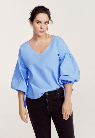 Купить Блуза Violeta by Mango - EFE VI005EWXLS55