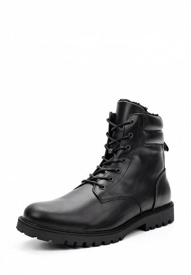 Купить Ботинки Zign черный ZI469AMWBL04 Португалия