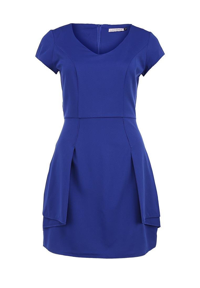 Платье Синего Цвета Доставка