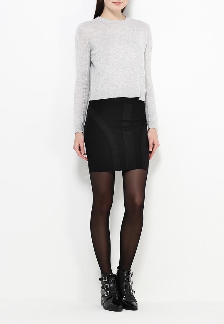 юбка черного цвета купить
