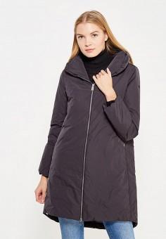 Пуховик, Add, цвет: черный. Артикул: AD504EWTCZ71. Премиум / Одежда / Верхняя одежда / Пуховики и зимние куртки