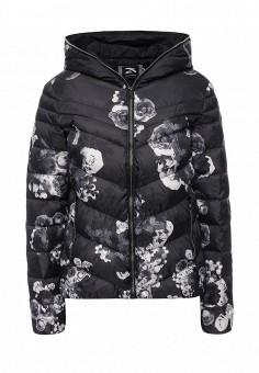 Пуховик, Anta, цвет: черный. Артикул: AN225EWLOQ21. Женская одежда / Верхняя одежда
