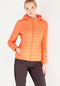 Пуховик, Anta, цвет: оранжевый. Артикул: AN225EWWVM38. Женская одежда / Верхняя одежда
