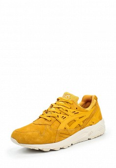 Кроссовки, ASICSTiger, цвет: желтый. Артикул: AS009AUOUQ34. Женская обувь / Кроссовки и кеды
