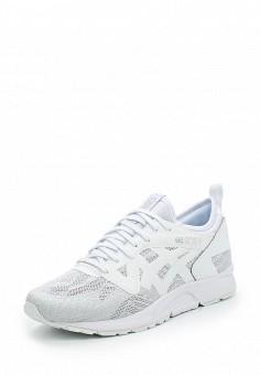 Кроссовки, ASICSTiger, цвет: белый. Артикул: AS009AUUMH37. Женская обувь / Кроссовки и кеды