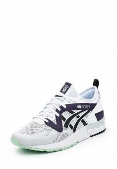 Кроссовки, ASICSTiger, цвет: белый. Артикул: AS009AUUMH38. Женская обувь / Кроссовки и кеды