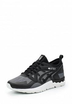 Кроссовки, ASICSTiger, цвет: черный. Артикул: AS009AUUMH40. Женская обувь / Кроссовки и кеды