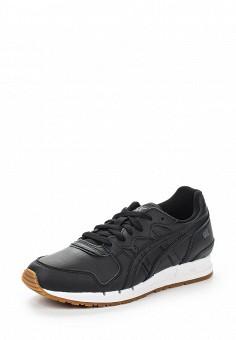 Кроссовки, ASICSTiger, цвет: черный. Артикул: AS009AWUMI12. Женская обувь / Кроссовки и кеды