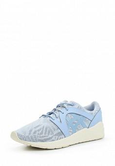 Кроссовки, ASICSTiger, цвет: голубой. Артикул: AS009AWUMI14. Женская обувь / Кроссовки и кеды