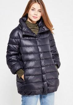 Пуховик, Baon, цвет: черный. Артикул: BA007EWWAR37. Женская одежда / Верхняя одежда / Пуховики и зимние куртки