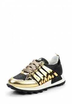 Кроссовки, Barracuda, цвет: мультиколор. Артикул: BA056AWUSC64. Женская обувь / Кроссовки и кеды