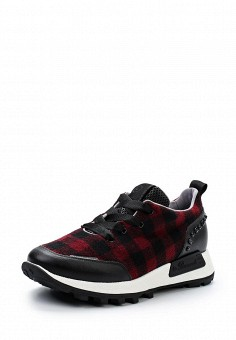 Кроссовки, Barracuda, цвет: бордовый. Артикул: BA056AWUSC67. Женская обувь / Кроссовки и кеды