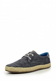Ботинки, Bata, цвет: синий. Артикул: BA060AMHQH09. Мужская обувь / Ботинки и сапоги