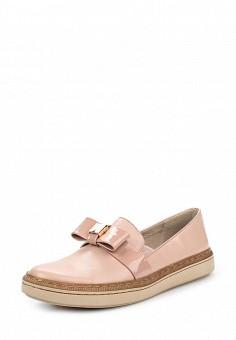 Лоферы, Betsy, цвет: розовый. Артикул: BE006AWQCC26. Женская обувь