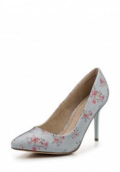 Туфли, Betsy, цвет: голубой. Артикул: BE006AWQCC40. Женская обувь