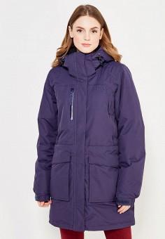 Пуховик, Bergans of Norway, цвет: синий. Артикул: BE071EWYDA00. Женская одежда / Верхняя одежда / Парки