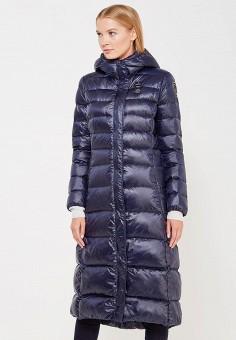 Пуховик, Blauer, цвет: синий. Артикул: BL654EWVFB55. Премиум / Одежда / Верхняя одежда / Пуховики и зимние куртки