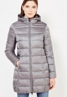 Пуховик, Bosideng, цвет: серый. Артикул: BO026EWVBC35. Премиум / Одежда / Верхняя одежда / Пуховики и зимние куртки