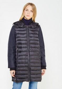 Пуховик, Bosideng, цвет: черный. Артикул: BO026EWXPQ27. Женская одежда / Верхняя одежда / Пуховики и зимние куртки