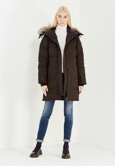 Пуховик, Canada Goose, цвет: черный. Артикул: CA997EWVBM42. Премиум / Одежда / Верхняя одежда / Пуховики и зимние куртки