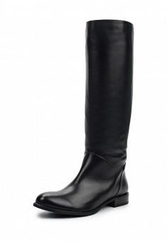 Сапоги, Conhpol-Bis, цвет: черный. Артикул: ER946AWUZM55. Женская обувь / Сапоги / Сапоги