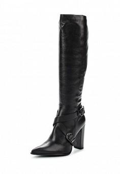 Сапоги, Conhpol-Bis, цвет: черный. Артикул: ER946AWUZM61. Женская обувь / Сапоги / Сапоги
