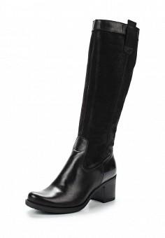 Сапоги, Simen, цвет: черный. Артикул: ER946AWUZN26. Женская обувь / Сапоги / Сапоги