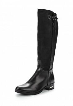 Сапоги, Simen, цвет: черный. Артикул: ER946AWUZN28. Женская обувь / Сапоги / Сапоги