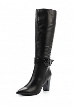 Сапоги, Evita, цвет: черный. Артикул: EV002AWTVY66. Женская обувь / Сапоги / Сапоги