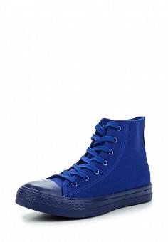 Кеды, Fashion & Bella, цвет: синий. Артикул: FA034AWPSH33. Женская обувь / Кроссовки и кеды