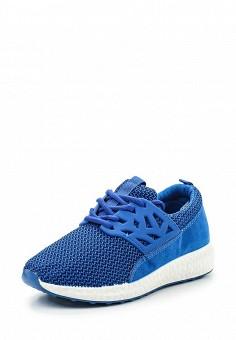 Кроссовки, Fashion & Bella, цвет: синий. Артикул: FA034AWSAE90. Женская обувь / Кроссовки и кеды