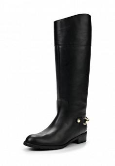 Сапоги, Giotto, цвет: черный. Артикул: GI514AWDDQ57. Женская обувь / Сапоги