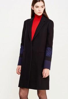 Пальто, Iceberg, цвет: черный. Артикул: IC461EWTWP47. Премиум / Одежда / Верхняя одежда