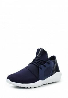 Кроссовки, Ideal Shoes, цвет: синий. Артикул: ID005AWRWQ56. Женская обувь / Кроссовки и кеды