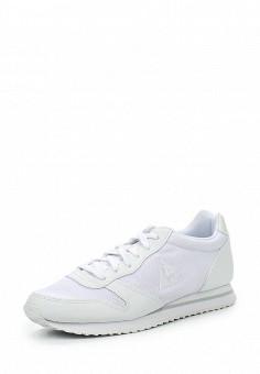 Кроссовки, Le Coq Sportif, цвет: белый. Артикул: LE004AWPWO65. Женская обувь / Кроссовки и кеды / Кроссовки