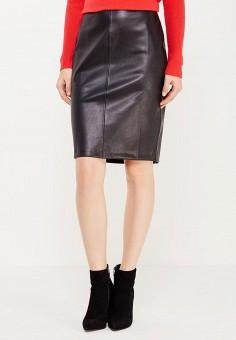 Манго юбки кожаные