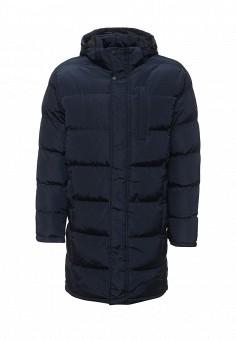 Куртка утепленная, Modis, цвет: синий. Артикул: MO044EMXWU16. Мужская одежда / Верхняя одежда / Пуховики и зимние куртки