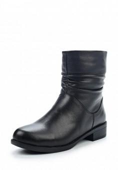 Полусапоги, Provocante, цвет: черный. Артикул: MP002XW1AY5N. Женская обувь / Сапоги