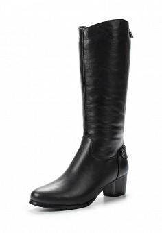Сапоги, Provocante, цвет: черный. Артикул: MP002XW1AYH3. Женская обувь / Сапоги